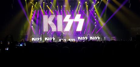 Kiss + Megadeth (2018) WiZink Center. Madrid