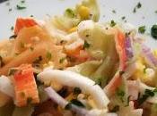 Ensalada Mariposas Pasta Tricolor