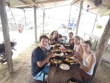 Nuestra vida en Colombia (VI): el desierto de La Tatacoa