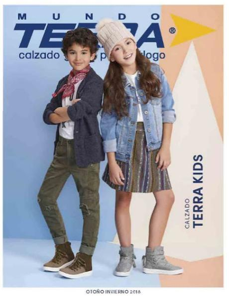 Mundo Terra catalogo kids Otoño Invierno 2018