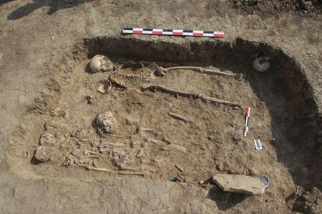 Descubren el arpa griega más antigua del mundo en Rusia