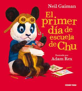 Reseña triple: Chu - Neil Gaiman / Adam Rex