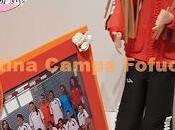 Fofucha entrenadora futbol