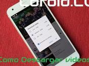 Cómo descargar videos YouTube para verlos conexión