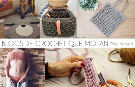 BLOGS DE CROCHET QUE MOLAN
