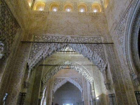 Alhambra y Generalife. Granada. España