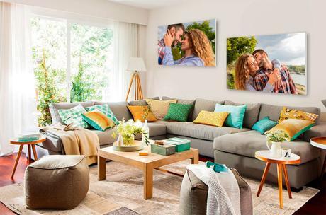 Impresión en Fotografía: Una decoración personalizada.