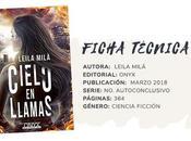 Reseña: CIELO LLAMAS Leila Milà