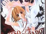 Reseña cómic manga: Beso endemoniado