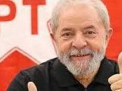 Lula ratifica candidatura presidencial, cueste