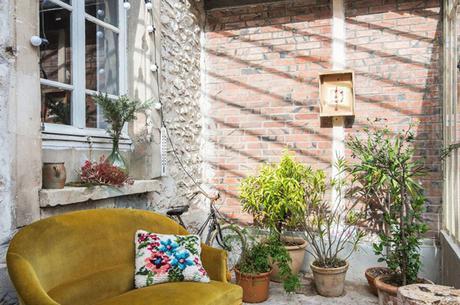 HOME TOUR: una casa vintage con estilo actual