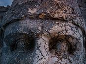 cabezas megalíticas piedra Monte Nemrut puerta cielo