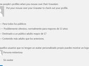 Como eliminar imágenes Avatar comentarios WordPress