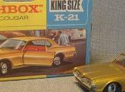 Mercury Cougar King Size Matchbox
