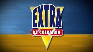 Loteria Extra de Colombia sábado 14 de julio 2018