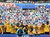 Bélgica conquista ante Inglaterra tercer puesto #Rusia2018