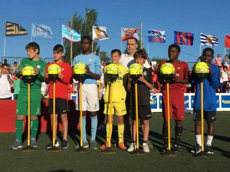 Resumen Escuela de Fútbol Base AFA Angola