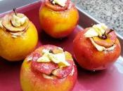 Manzanas Horno delicioso postre manzana fácil rápido