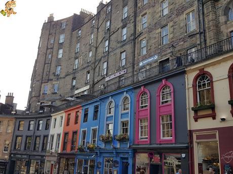 Qué ver en Edimburgo: Edimburgo en 2 días