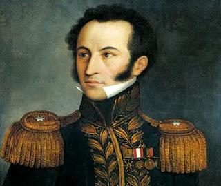 Antonio José de Sucre, por Manuel Lucena