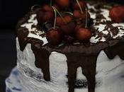 Tarta Selva Negra {Black Forest Cake}