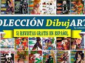 Colección DibujARTE Revistas Dibujo Gratis