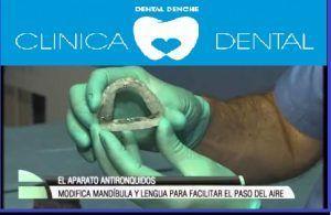 ferulas anti ronquidos en Madrid