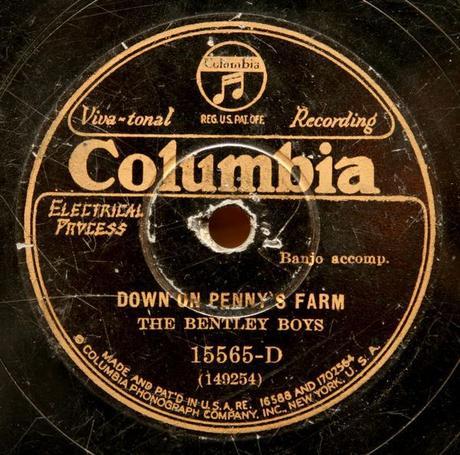 Down on Penny's Farm. The Bentley Boys, 1929