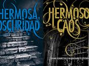 """Reseña: """"Saga dieciséis lunas"""", Kami García Margaret Stohl"""