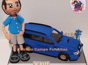 Fofucha coche