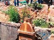Dará caem mantenimiento distribución agua potable ecatepec