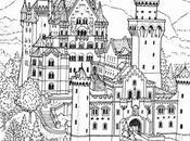 Best Coloring Book Castle