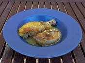 Pollo almendras (tradicional Crock-Pot)