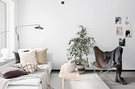 3 salones de IKEA llenos de personalidad