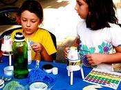 Cómo hacer robot pintor reciclador. ¡DIY familiar verano!