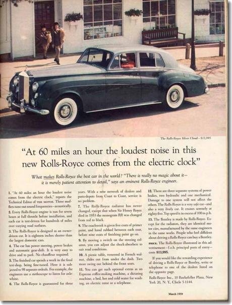 Rolls Royce Ogilvy