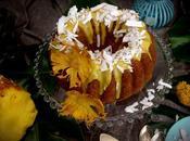 "PainKiller Bundt Cake, Best Tropical, ""Boozy"", Pineapple Cake #BundtBakers"
