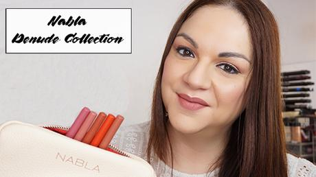 Nabla Denude Collection; unboxing, suaches y primeras impresiones!