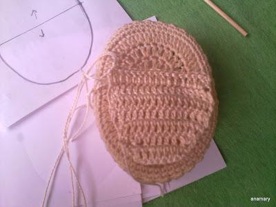 pap cestita crochet...especial comuniones.
