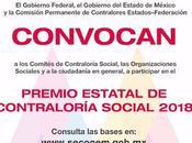 Continúa abierto concurso estatal contraloría social 2018