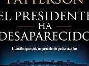 Presidente desaparecido, Bill Clinton James Patterson