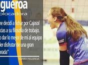 María Figueroa nueva colocadora Cajasol Juvasa Voley.