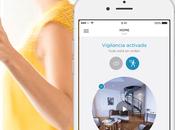 Somfy One+ cámara alarma para proteger casa