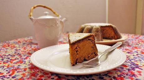 Torta de calabaza - sabrosa y liviana