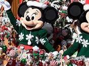 Fechas fiestas navideñas Disneyland