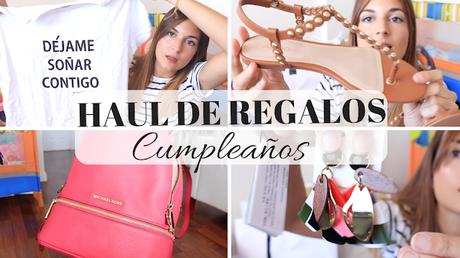 HAUL REGALOS CUMPLEAÑOS - Marilyn's Closet