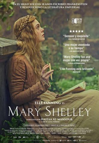 MARY SHELLEY, DE HAIFAA AL-MANSOUR: REFLEJOS GÓTICOS DESTEÑIDOS Y ALEJADOS DEL ROMANTICISMO