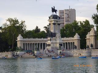Nos asomamos al Jardín del Retiro de Madrid