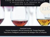 CONSEJO REGULADOR JEREZ: Sesión iniciación vinos Jerez: Bodegas Viña Callejuela: Sábado julio 2018