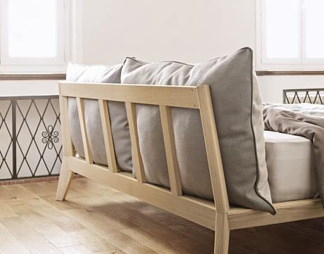BORA BED by TREKU
